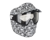 JT Paintball Goggles - Alpha Single