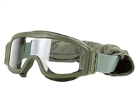 Valken Paintball V-Tac Single Lens Goggles - Tango