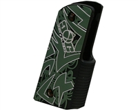 Gen X Global Paintball 45 Grip - Tribal Wrap