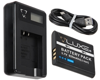 DLX Luxe X Battery & Charger Combo (With Screen)
