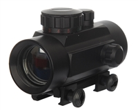 Warrior Paintball Tactical Laser Sight - 30MM Red/Green Dot
