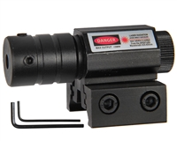 Warrior Paintball Tactical Laser Sight - Rail Mounted