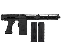 Planet Eclipse EMEK MG100 Mag Fed Paintball Gun (PAL ENABLED) w/ 2 Additional (20 Round) Magazines