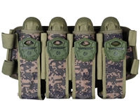 Tippmann Paintball 4+5 Harness - Deluxe