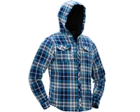 Dye Precision Paintball Hooded Sweatshirt - Flannel