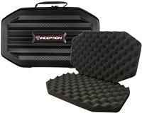 Inception Designs Paintball Marker Case - Large - Egg Crate Style Foam