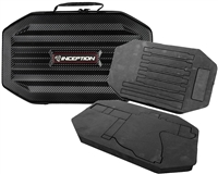 Inception Designs Paintball Marker Case - Large - High Density Style Foam