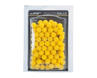 JT Reusable Rubber Balls - Case of 100 - Yellow