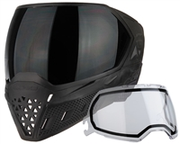 Empire Paintball Goggle - EVS - Black/Black
