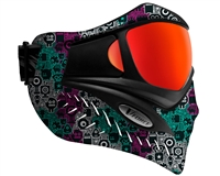 V-Force Paintball Goggle - Grill - SE Robowave