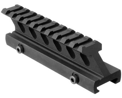 Aim Sports High Riser Mount - AR-15 -  High (MT012H)