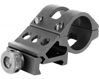 Warrior Mount - 45 Degree Offset Flashlight Mount