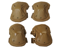 Gen X Global Elbow/Knee Pad Set