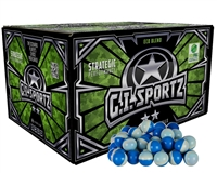 GI Sportz 2 Star Paintballs - Case of 100