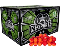 GI Sportz 2 Star Paintballs - Case of 1,000