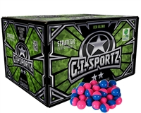 GI Sportz 2 Star Paintballs - Case of 2,000
