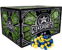 GI Sportz 2 Star Paintballs - Case of 500