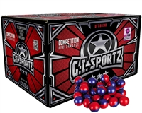 GI Sportz 3 Star Paintballs - Case of 2,000
