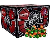 GI Sportz 3 Star Paintballs - Case of 500