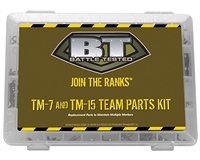 Battle Tested Parts Kit - TM-7/TM-15 Team