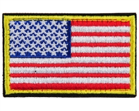 Warrior Morale Patch with Velcro - US Flag