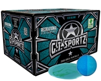 GI Sportz 1 Star Paintballs - Case of 100