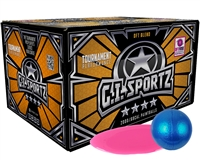 GI Sportz 4 Star Paintballs - Case of 1000