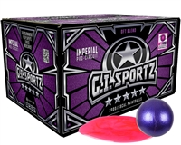 GI Sportz 5 Star Paintballs - Case of 1000