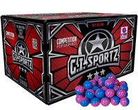 GI Sportz Warplay 3 Star Paintballs - Case of 100