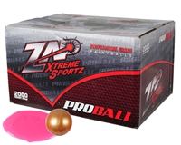 ZAP Proball Paintballs - Case of 500