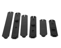 Aim Sports Keymod Protective Rail Panel Covers - 4 Key (PKRC6)