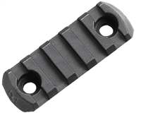 Magpul 5 Slot MOE Polymer Rail Section