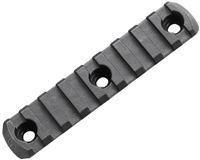 Magpul 9 Slot MOE Polymer Rail Section
