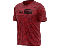 Dye Precision Dye-Fit T-Shirt - 25 Season