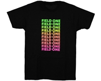 Field One Paintball T-Shirt - Repeat