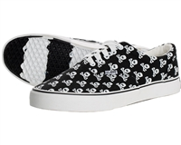 HK Army Canvas Shoes - HK Skull