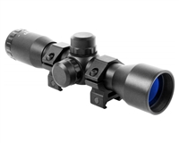 Aim Sports Sight - Tactical Series - 4X32mm Compact w/ Mil-Dot Reticle (JTM432B)