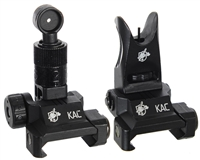 Knight's Armament Sights - Backup Iron