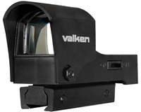 Valken Paintball Sight - Compact Red Dot (Molded) (101735)