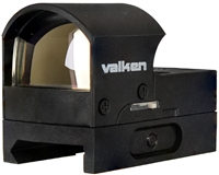 Valken Paintball Sight - Mini Hooded Reflex Red Dot (Molded) (101759)