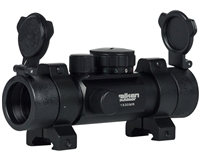 Valken Paintball Sight - Multi Reticle Red Dot - 1X30MR (73810)