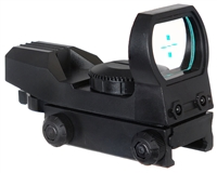 Warrior Paintball Sight - Basic Reflex w/ Green Cross Reticle