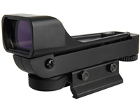 Warrior Sight - Red Dot Sight - 20mm Rail