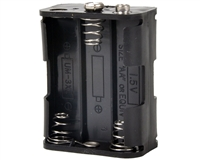 Empire Paintball Battery Pack - D*Fender 6AA (38804)
