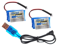 Field One Spare Part - Force Rechargeable Battery Kit (11901007)
