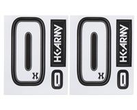 HK Army Sticker Pack - Number 0