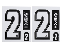 HK Army Sticker Pack - Number 2