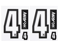 HK Army Sticker Pack - Number 4