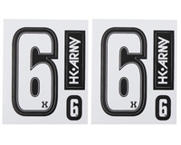 HK Army Sticker Pack - Number 6