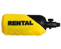 Exalt Paintball Tank Cover - Rental (48CI)